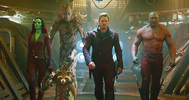 Revendo Guardiões da Galáxia 2 (Guardians of the Galaxy Vol. 2)