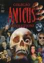 Colecao Amicus Productions: Madhouse, A Cripta dos Sonhos, Os Gritos que Aterrorizam, Contos do Alem, As Bonecas da Morte, Horror Hotel