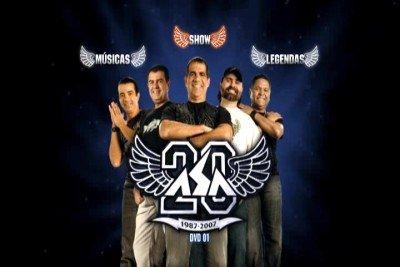 e7a22e03f9 Resenha  Asa de Águia  20 Anos – Turnê Comemorativa (DVD Duplo ...